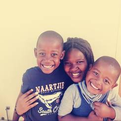 Amanda, Au pair from South africa