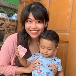 Jintaporn, Au pair from Thailand