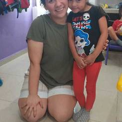 Diana, Au pair from Mexico