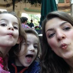 Sibel, Au pair from Italy