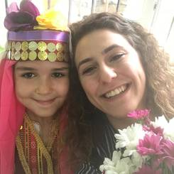 Zeynep, Au pair from Turkey