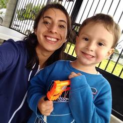 Kimberly, Au pair from Mexico