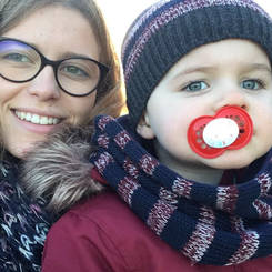 Gaelle, Au pair from France