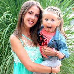 Alona, Au pair from Ukraine