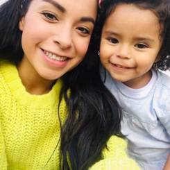 Maria, Au pair from Mexico