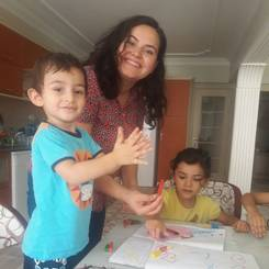 Emine, Au pair from Turkey