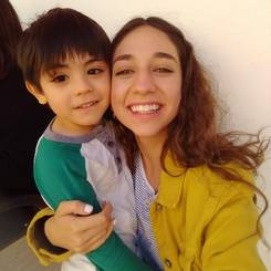Karina, Au pair from Mexico