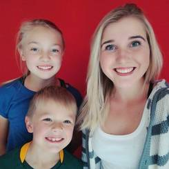 Chanelle, Au pair from South africa