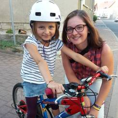 Lena, Au pair from Germany
