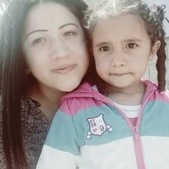 Gina, Au pair from Colombia