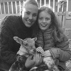 Margaux, Au pair from France
