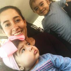 Ana, Au pair from Mexico