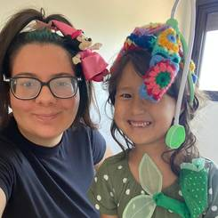 Isabbely, Au pair from Brazil