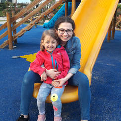 Acelya, Au pair from Turkey