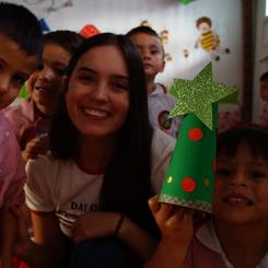 Yuliana, Au pair from Colombia