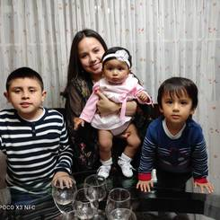 Paula, Au pair from Colombia