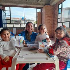 Karen, Au pair from Colombia