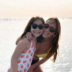 Sharon, Au pair from Argentina