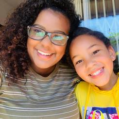 Cara, Au pair from South africa