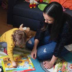 Ashley, Au pair from Germany