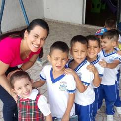 Ana, Au pair from Colombia