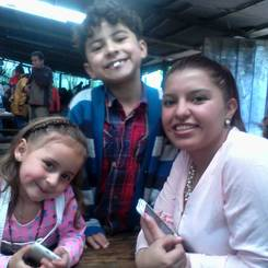 Katherin, Au pair from Colombia