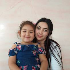Julieth, Au pair from Colombia