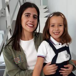 Miriam, Au pair from Spain