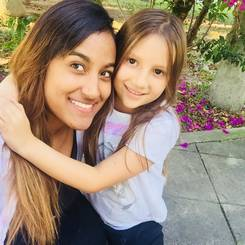 Yenni, Au pair from Colombia