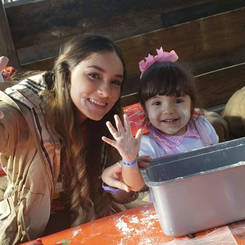 Lizbeth, Au pair from Colombia