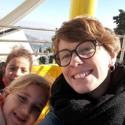 Lidia, Au pair from Spain