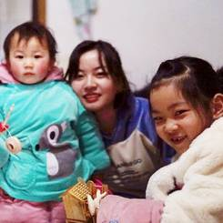 Na, Au pair from China