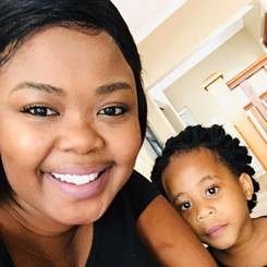 Nomzamo, Au pair from South africa