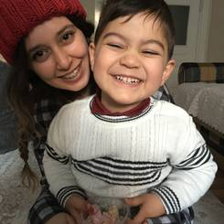 Ipek, Au pair from Turkey