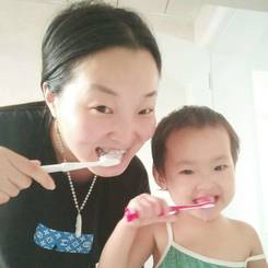Fanghao, Au pair from China
