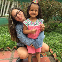 Aryam, Au pair from Venezuela