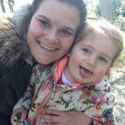 Jane, Au pair from South africa