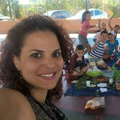 Camila, Au pair from Brazil