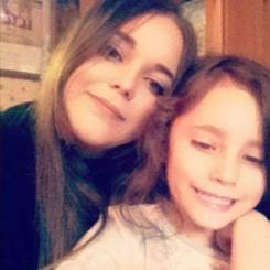 Francisca, Au pair from Spain