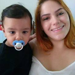 Aline, Au pair from Brazil