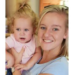 Leandra, Au pair from South africa