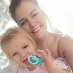 Christelle, Au pair from South africa