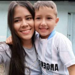 Gianella, Au pair from Venezuela