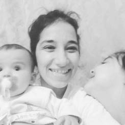 Tugce, Au pair from Turkey
