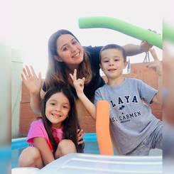 Agustina, Au pair from Argentina