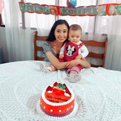 Marcela, Au pair from Colombia