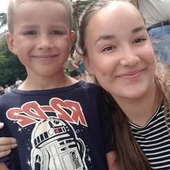 Marie, Au pair from Germany