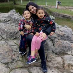 Gizhel, Au pair from Colombia