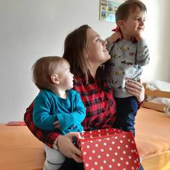 Sonnika, Au pair from Germany