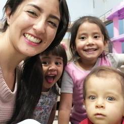 Karla, Au pair from Mexico